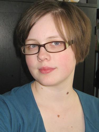 Cut my own hair