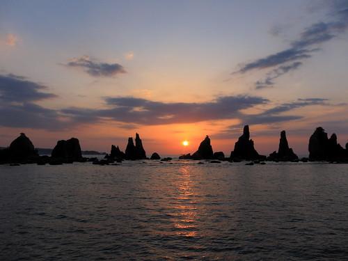Hashigui Sunrise Friday 5