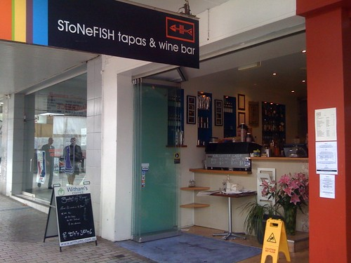 Stonefish tapas & wine bar, Cronulla