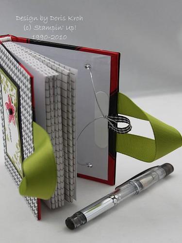 Notizbuch - Handtasche