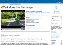 MessengerSays blog