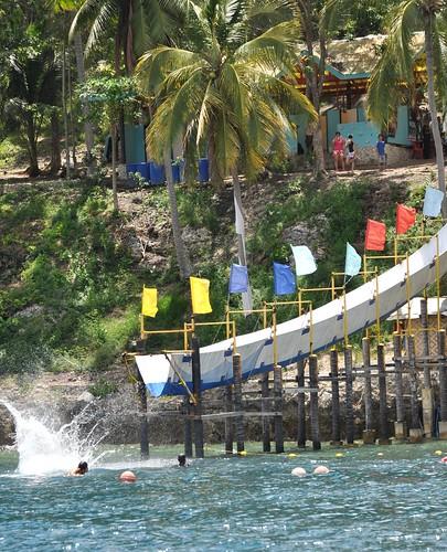Maxima Aquafun tarpaulin slide