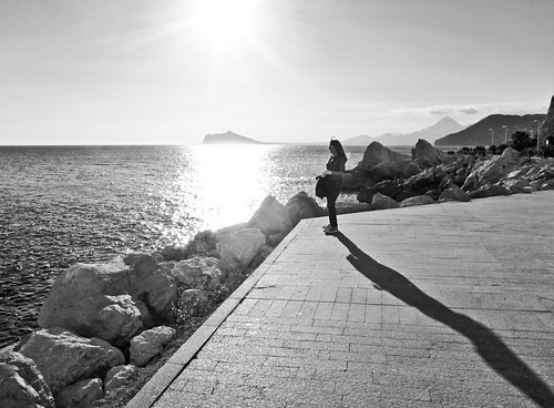 Calpe - My mother
