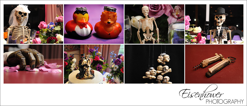 halloween reception