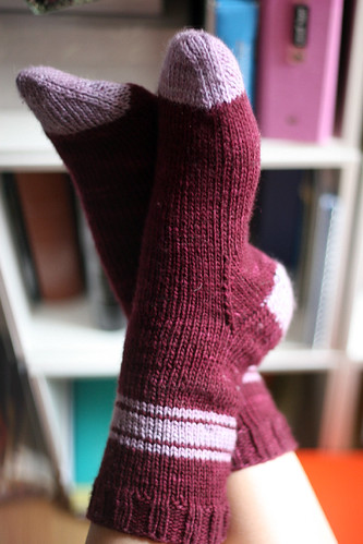 Comfy Apartment Socks