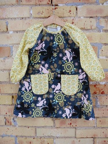 The Asian Bird Dress