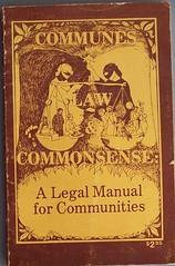 communes, law & common sense