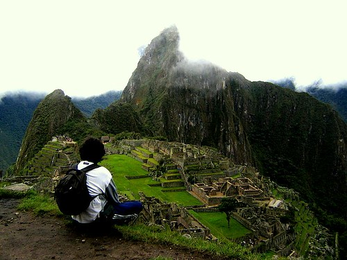 Machu Picchu a la vista (by morrissey)