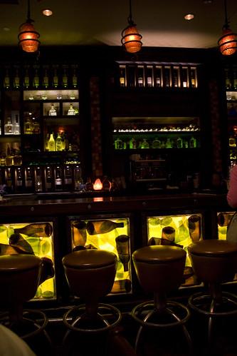 bar at Paradiso 37