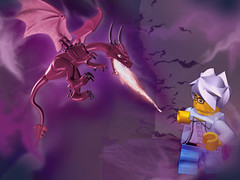LEGO Universe Make a Maelstrom infected Monste...
