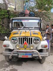 Travel Jeep