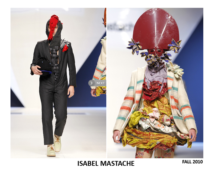 ISABEL MASTACHE FALL 2010 3