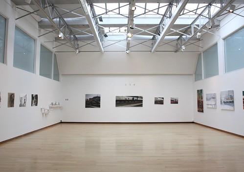 350: Student Exhibition, Installation Views