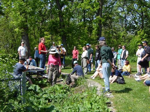 Transit to Green Space Outing to Como Park in St. Paul
