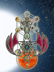 Shekinah Metatron Sirius