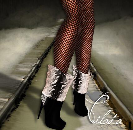 Cyndi Fur Boots