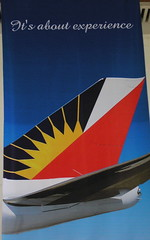PINOY SUPERBRANDS: PHILIPPINES AIRLINES POSTER