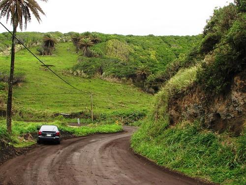 Highway past Hana