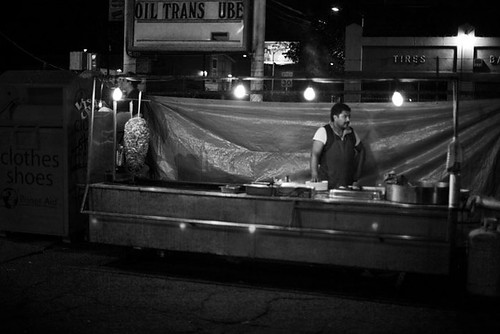 Unnamed Taco Cart at Fletcher and Larga