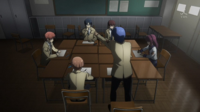 Angel Beats! Episode 09 - 31