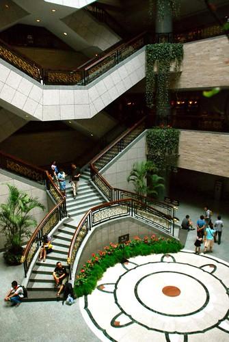 shanghai museum lobby