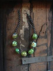 turquoise & steel