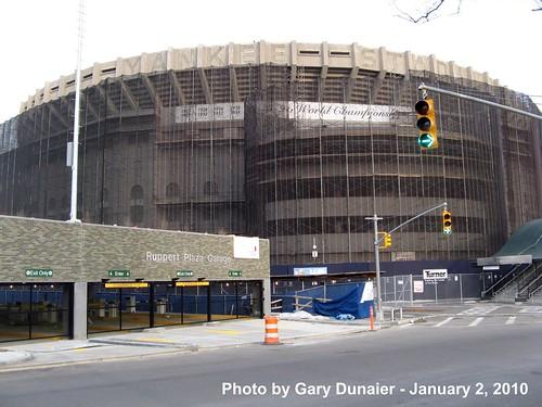 Demolition Photos Of Yankee Stadium 1410 Zells Pinstriped Blog