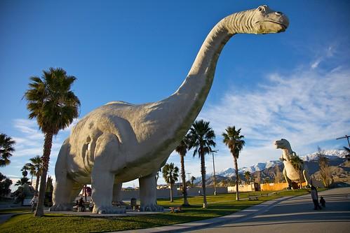 Cabazon Dinosaur
