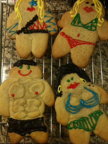 A SNOOKI COOKIE SITUATION