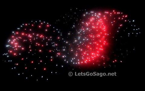 1st Philippine International Pyromusical Competition - USA
