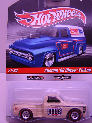 custom '69 Chevy Pickup (2)