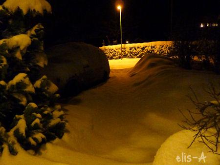 temmelig uvanlig vinter 1