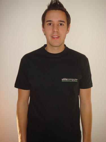 utiliscomputer T-Shirt