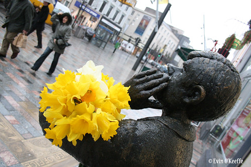 Extra! Extra! Daffodil Day!