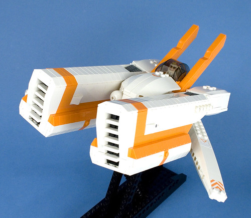Firefox Star Racer