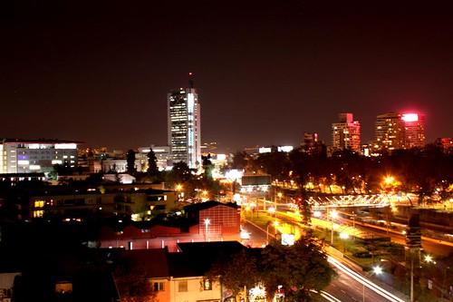 Santiago, de noche (by morrissey)