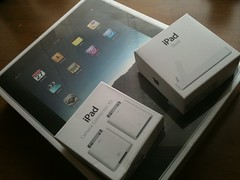 iPad WiFi+3G 64GB