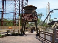 Cedar Point - Shoot the Rapids Entrance