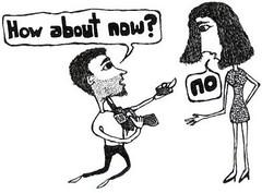 Marriage Proposal Cartoon Part II