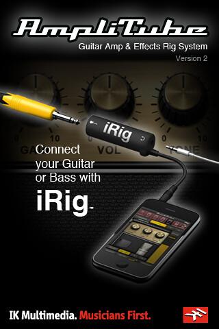 Amplitube iRig v2.0