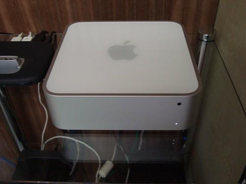 Mac mini server