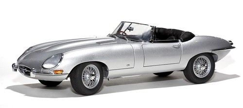 AutoArt jaguar E