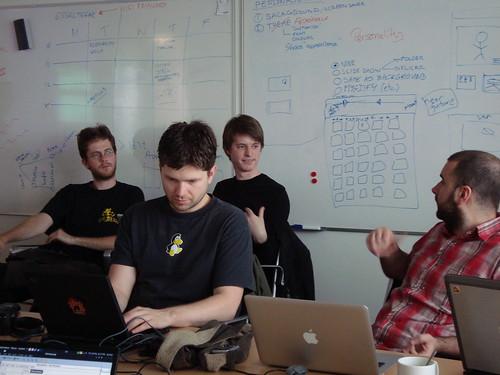 GNOME UX Hackfest Thursday