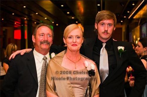 Tony, Diana and Michael