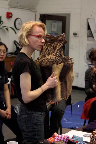 Sculptural Weaving Workshop