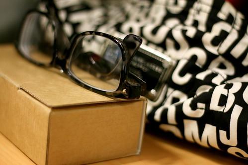 Monday: New lenses! straight onto my eyeballs