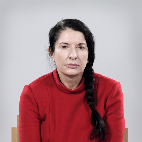 Day 41, Marina Abramović by MoMA The Museum of Modern Art.