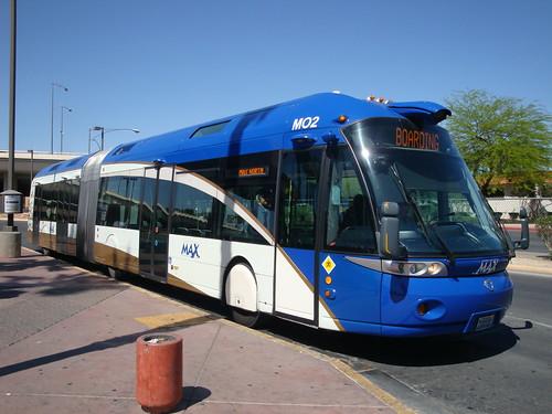 RTC's MAX BRT line