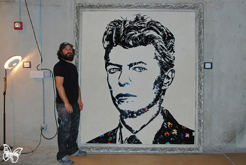 Mr Brainwash ICONS REMIX NYC