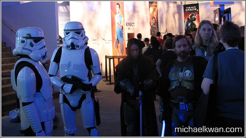 Storm Troopers at E3 2010